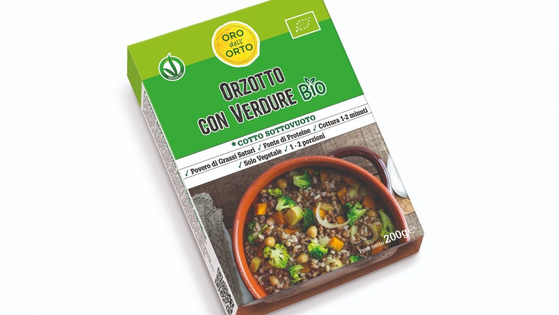 Ricetta Orzotto Con Verdure