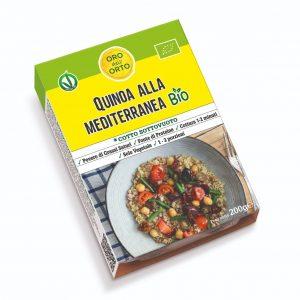 Ricetta Quinoa alla Mediterranea